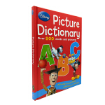 Disney - My Picture Dictionary 迪士尼英语词典[4-8岁]