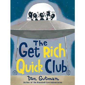 【预订】The Get Rich Quick Club 预订商品,需要1-3个月发货,非质量问题不接受退换货。