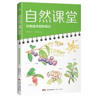自然课堂:岭南城市观树笔记(54种乡土植物、114幅精美插画、256幅高清彩图带你探寻植物世界,感受四季变迁,领略自然