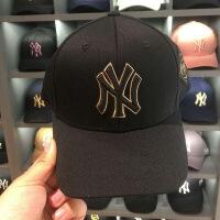 2018新款男女夏季韩国MLB洋基队棒球帽ny鸭舌帽LA嘻哈帽子潮 可调节