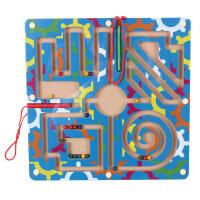 木丸子迷彩磁性迷宫 运笔迷宫玩具 儿童益智玩具