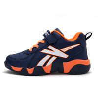 童鞋12岁男童鞋子10秋季新款轻便防滑单鞋8透气6中大童男孩跑步鞋