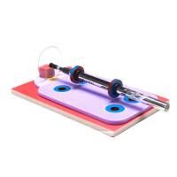 小学生科普拼装玩具礼物 科学实验小玩具小制作物理diy磁悬浮笔
