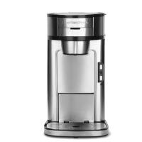 家用自动小型单杯滴漏式 浓淡可调美式咖啡机