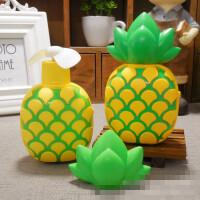 水果菠萝可爱卡通小风扇随身便携创意礼品usb充电风扇迷你手持