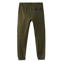 【1件3折到手价:79.5】美特斯邦威休闲裤男冬季新款时尚学生休闲多分割梭织多袋裤