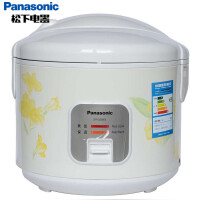 松下(Panasonic) 电饭煲 SR-CEB18 机械式 5L远红外内胆 美人蕉