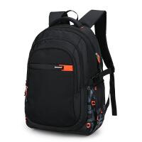 背包双肩包男时尚潮流大容量初中生书包男高中学生校园书包电脑包