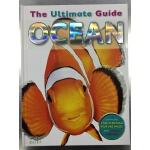 The Ultimate Guide Ocean 英文原版 *指南:海洋 儿童科普百科 含透明翻页及两张大海报