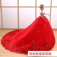 创意新娘婚纱布娃娃人物摆件家居用品客厅房间装饰品摆设结婚礼物