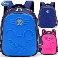 迪士尼书包小学生儿童书包6-12周岁男孩男女1-3-6年级护脊双肩包