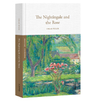 夜莺与玫瑰The Nightingale and the Rose(全英文原版,世界经典英文名著文库,精装珍藏本)【果