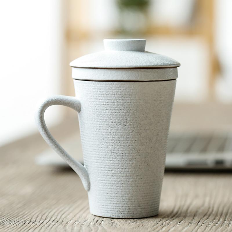 陶瓷茶杯粗陶陶瓷杯陶瓷办公杯马克杯杯泡茶杯  201-300ml 发货周期:一般在付款后2-90天左右发货,具体发货时间请以与客服协商的时间为准