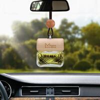 汽车香水挂件 车载香水挂饰车内挂式香水除异味