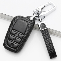 �S田�匙包于18款�P美瑞�h�m�_普拉多霸道RAV4�匙套�匙扣