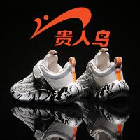 【1件2折价:68】贵人鸟男童运动鞋春款2020新款潮春秋款女童鞋中大童男孩儿童鞋子