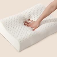 儿童乳胶枕护颈枕乳胶枕芯枕头