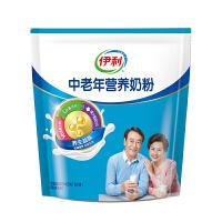 伊利中老年营养奶粉 成人老年人高钙奶粉 400g袋装