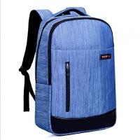 苹果戴尔华硕电脑双肩包15.6寸14寸男女笔记本背包休闲充电17.3寸