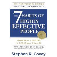 【预订】The 7 Habits of Highly Effective People 25th Anniversar