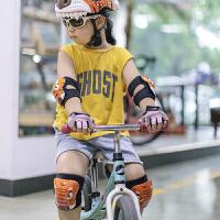 儿童护膝护肘套装轮滑滑板溜行防撞安全护具