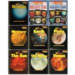 【关注店铺减60】英文原版绘本 Solar System太阳系 Scholastic News Nonfiction