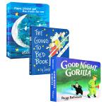 【顺丰包邮】英文原版The Going To Bed Book/Good Night, Gorilla/Papa, P