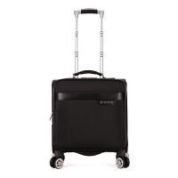 商务男士皮箱18寸登机箱女拉杆箱万向轮小行李箱出差行李箱