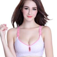 孕妇内衣胸罩怀孕期棉有型浦上托喂奶哺乳文胸全罩杯