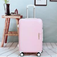 韩版大学生万向轮行李箱24寸拉杆箱小清新女旅行箱20寸密码箱26寸