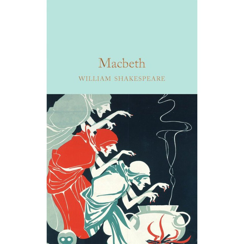 Collectors Library系列:麦克白 英文原版 莎士比亚 Macbeth William Shakespeare Macmillan Collector's Library