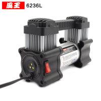 大功率双缸车载充气泵高压电动越野汽车车用轮胎打气泵