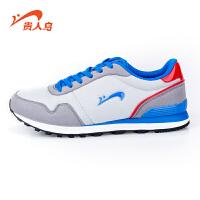 贵人鸟男鞋跑步鞋复古跑鞋运动鞋 新品防滑耐磨透气