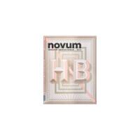 包邮全年订阅 Novum 平面设计杂志 德国德英双语原版 年订12期