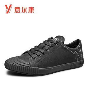 意尔康男鞋男士单鞋韩版男板鞋男士休闲鞋潮流男鞋