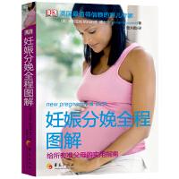 妊娠分娩全程图解