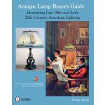 【预订】Antique Lamp Buyer's Guide: Identifying Late 19th and E