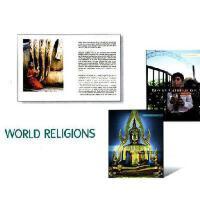 【预订】World Religions, 6-Book Set