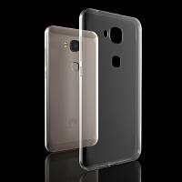 艾斯盾 适用于华为麦芒4手机壳 G7Plus薄硅胶全包透明软壳手机套5.5英寸防摔 透明手机壳