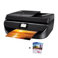 惠普(hp)DeskJet 5278惠省系列彩色喷墨打印一体机无线打印扫描复印传真家庭办公照片打印机4678升级版标配