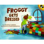 FROGGY GETS DRESSED( 货号:9780140544572)