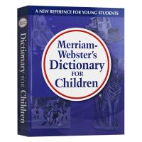 韦氏儿童图解字词典 英文原版 Merriam-Webster's Dictionary for Children 麦林