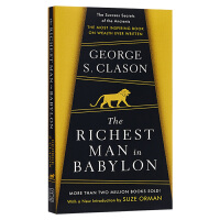 巴比伦富翁的理财课 英文原版 The Richest Man in Babylon 投资理财 英文版 乔治克拉森 正版进