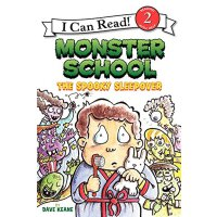 Monster School: The Spooky Sleepover怪兽学校(I Can Read,Level 2