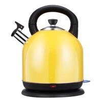 全自动断电大容量304不锈钢电热烧水壶 家用茶壶