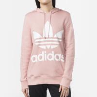 Adidas阿迪达斯 女装 三叶草运动休闲卫衣套头衫 DH3134