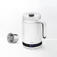 电热水杯煮粥杯智能触控电加热牛奶杯电炖杯迷你陶瓷养生杯