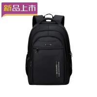 2018双肩包男 书包中学生大学生女双肩电脑包 旅行男士休闲背包大容量