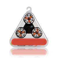 ?陀螺会飞的指尖陀螺手指间回旋电动玩具空中自动旋转?