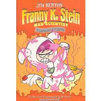 Franny K. Stein #5 Frantastic Voyage 科学小超人弗兰妮 #5 世界末日小炸弹 IS